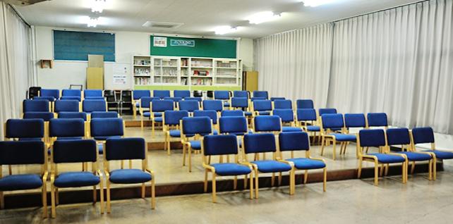 研修室兼図書室