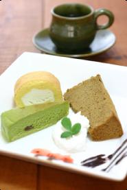 城崎スイーツケーキ