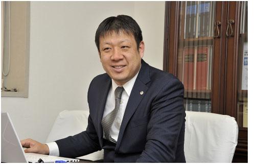 税理士の津田弘一さん