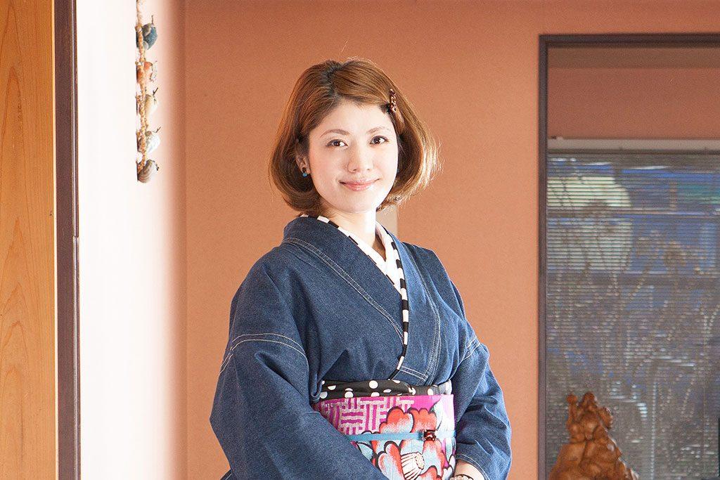 美人女将 宮崎裕紀さん